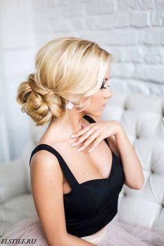 Killer Swept-Back Wedding Hairstyles   Wedding Forward