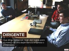 Spanish Word of the Day: DIRIGENTE #Spanish #LearnSpanish  http://www.donquijote.org/spanish-word-of-the-day/word/dirigente