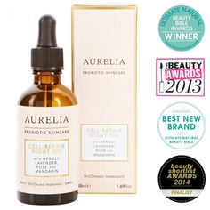 Award-winning probiotic skincare fusing BioOrganic botanicals & essential oils with probiotic ingredients to restore, balance and protect the skin from within Beauty Bible, Dull Skin, Beauty Awards, Organic Skin Care, Collagen, Body Care, Serum, Essential Oils, Perfume Bottles