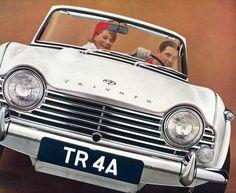 TriumphTR4 - turning 50
