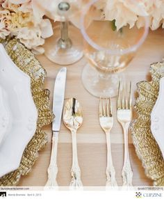 Wedding Decor Blush and Gold palette @Four Seasons Bridal