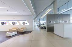 Maserati Showroom  #PappasSalzburg #Maserati