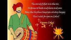 Happy #LohriQuote Message #happylohri #lohri2018 #india