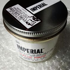 Get your #imperialbarberproducts #classic #pomade with #mrpomade at www.pomade.com Look around.