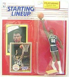 San Antonio Spurs David Robinson 1990 SLU