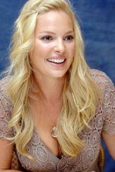 katherine heigl - I'm grateful people think I'm beautiful or sexy, and I suppose it's better than the alternative, but I do try to fight it a bit so it's not all people see me as. And I'd love to one day be in a position where I could choose a role to showcase my creativity versus just my bra size.