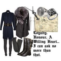 """""""Thorin Oakenshield"""" by favourite-fictional-fashions on Polyvore"""
