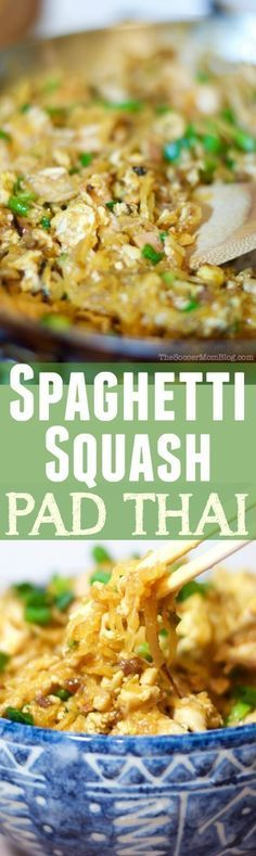Healthy Recipes A guilt-free Spaghetti Squash Pad Thai recipe that tastes so amazing, you'd almost swear it's the real thing! - This guilt-free Spaghetti Squash Pad Thai recipe that tastes so amazing, you'd almost swear it's the real thing! Asian Recipes, Low Carb Recipes, Vegetarian Recipes, Cooking Recipes, Healthy Recipes, Beef Recipes, Beef Meals, Recipies, Beef Welington