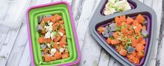 Qooking.ch | Salade hivernale rafraîchissante