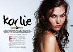 Karlie..via Life, Love & Lace