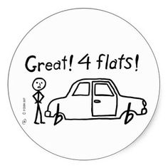 Shop 4 Flats Classic Round Sticker created by Musicall. Marching Band Problems, Flute Problems, Marching Band Humor, Music Jokes, Music Humor, Funny Music, Funny Art, Funny Memes, Hilarious