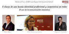 Conferencia Employer Branding en IESE