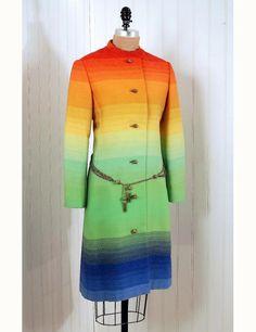 Coat  André Courrèges, 1960s  Timeless Vixen Vintage