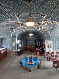 Haidarzadeh house, Tabriz, IRAN