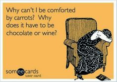 Truth! Why can't it be chocolate?