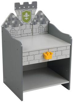 KidKraft 76264 Medieval Castle Toddler Table