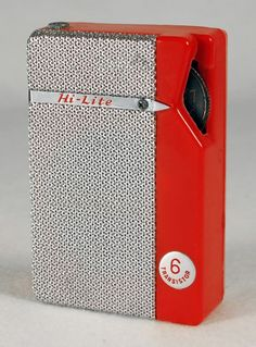 Hi-Lite...mine was yellow.  I won it in a coloring contest through the city of Pelham when I was 5 years old...