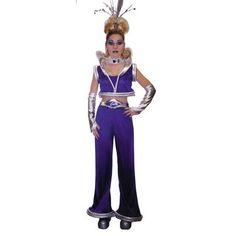 Adult Galaxy Princess Costume - Alien Princess Costumes - 15AC307