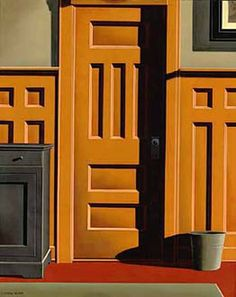 R. KENTON NELSON   Privacy / American b.1954  -  a master of the shadow.