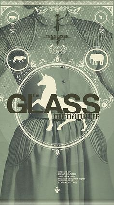 Glass Menagerie Poster