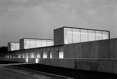 Alberto Piovano, Vincent Van Duysen, Juan Rodriguez · Office building at Waregem. Waregem, Belgium · Divisare