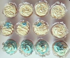 """@martablana na Instagramie: """"#cupcakes#christeningday#cupcake#cupcakesdecoration"""""""