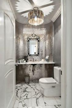 Extravagantní koupelny