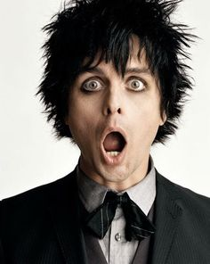 Billie Joe Armstrong (music) on CircleMe. Find comments, news, stories, videos and more about Billie Joe Armstrong on the Billie Joe Armstrong community of CircleMe Great Bands, Cool Bands, Billie Joe Armstrong Quotes, Green Day Shirt, Green Day Billie Joe, Celebrity Photography, Pierce The Veil, Celebs, Celebrities