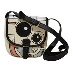 BB-8 pastel saddle bag available at Hot Topic