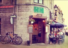 A cafe in Montreal #Montreal #Travel