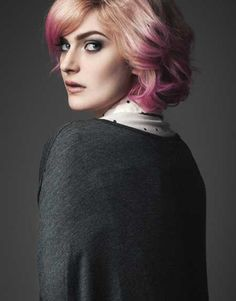 Great Hair Colors for Short Hair