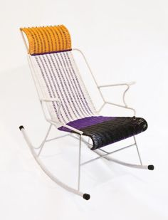 Marni's colourful Colombian chair collection