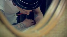 Ink Stories 1: Daniel Ronson by Lima Charlie. short documentaries about tattoo artists