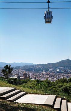 On Diseño - Projects: Cims de Montjuïc