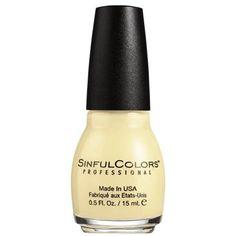 Sinful Colors Professional Nail Enamel, Unicorn, 0.5 fl oz