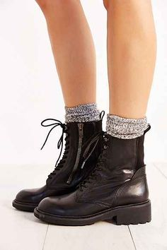 Frye Veronica Combat Boot - Urban Outfitters