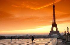 Anyone for Paris?
