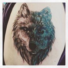 tatuajes de lobos 79