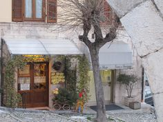 Sulmona's charming shops and restaurants.