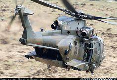 Royal Navy EH-101 Merlin HC3