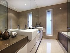 Modern Bathroom Design With Recessed Bath Using Ceramic   Bathroom Photo  998343