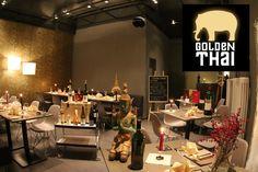 Lassen Sie sich von original thailändischer Küche aus dem Golden #Thai #Berlin nach Südasien entführen! #dealderwoche