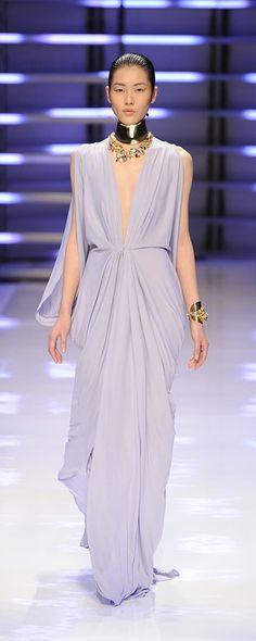 Alexandre Vauthier Spring-summer 2012 - Couture - http://www.orientpalms.com/alexandre-vauthier-2544