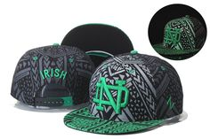 NCAA Notre Dame Irish Snapback Hats Caps Night Reflective|only US$8.90 - follow me to pick up couopons.