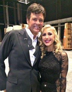 Michael Waltrip & Emma Slater