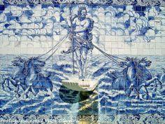 Painel de Neptuno - Constância - Portugal by Portuguese_eyes, via Flickr