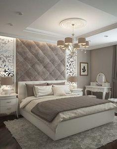 Elegant Interior Design for bedroom