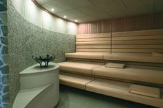 Klafs commercial sauna #klafs #sauna #bespoke #klafsmeansquality