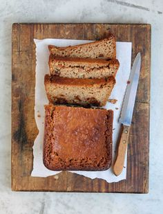 Cranberry Farro Quick Bread