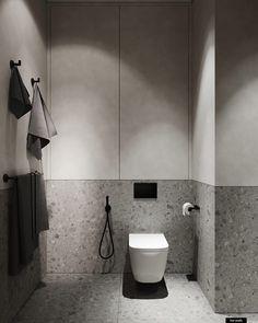 Bathroom Vanity Units, Bathroom Toilets, Washroom, Modern Interior, Interior Architecture, Interior Design, Contemporary Bathroom Designs, Modern Bathroom, Peaceful Bedroom